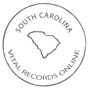 South Carolina Death Certificate, Vital Records