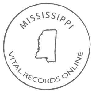 Mississippi Marriage Certificate, Vital Records