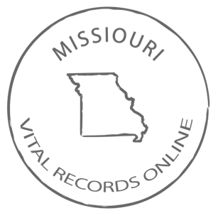 Missouri Marriage Certificate, Vital Records