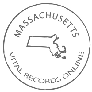Massachusetts Marriage Certificate, Vital Records