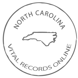North Carolina Marriage Certificate, Vital Records