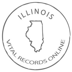 Illinois Marriage Certificate, Vital Records
