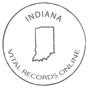 Indiana Death Certificate, Vital Records