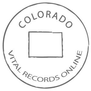 Colorado Death Certificate, Vital Records