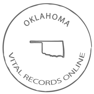 Oklahoma Marriage Certificate, Vital Records