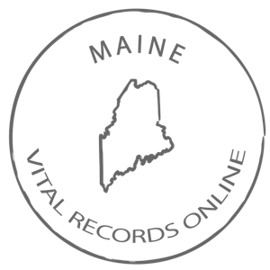 Maine Birth Certificate, Vital Records