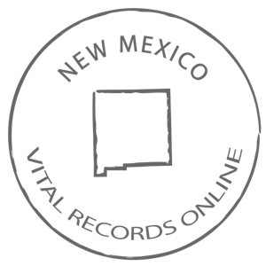 New Mexico Marriage Certificate, Vital Records