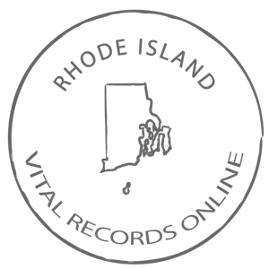 Rhode Island Marriage Certificate, Vital Records