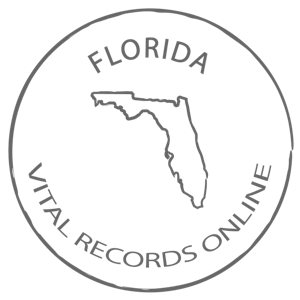 Florida Marriage Certificate, Vital Records