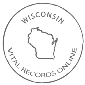 Wisconsin Marriage Certificate, Vital Records