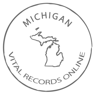 Michigan Marriage Certificate, Vital Records