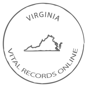 Virginia Marriage Certificate, Vital Records