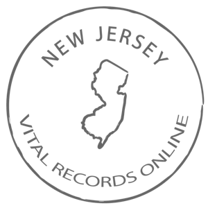 New Jersey Death Certificate, Vital Records