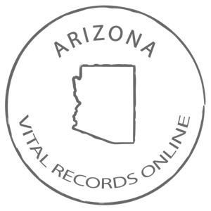 Arizona Birth Certificate, Vital Records