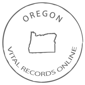 Oregon Birth Certificate, Vital Records