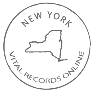 New York Marriage Certificate, Vital Records